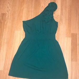 Forever21 green dress